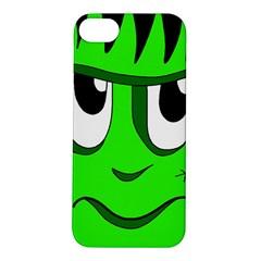 Halloween Frankenstein - Green Apple iPhone 5S/ SE Hardshell Case