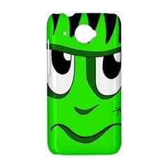 Halloween Frankenstein - Green HTC Desire 601 Hardshell Case
