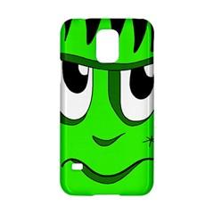 Halloween Frankenstein - Green Samsung Galaxy S5 Hardshell Case