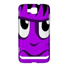 Halloween - purple Frankenstein Samsung Ativ S i8750 Hardshell Case