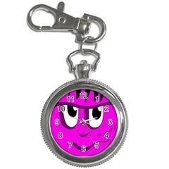 Halloween - pink Frankenstein Key Chain Watches
