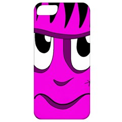 Halloween - pink Frankenstein Apple iPhone 5 Classic Hardshell Case