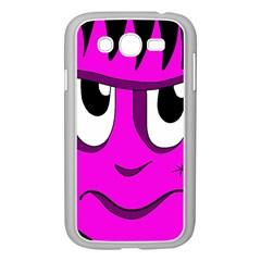 Halloween - pink Frankenstein Samsung Galaxy Grand DUOS I9082 Case (White)