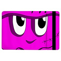 Halloween - pink Frankenstein iPad Air Flip
