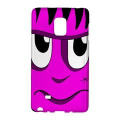 Halloween - pink Frankenstein Galaxy Note Edge