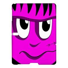 Halloween - pink Frankenstein Samsung Galaxy Tab S (10.5 ) Hardshell Case