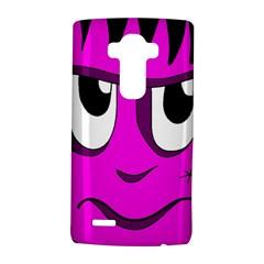 Halloween - pink Frankenstein LG G4 Hardshell Case