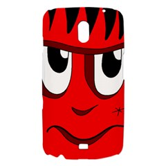 Halloween Frankenstein - red Samsung Galaxy Nexus i9250 Hardshell Case