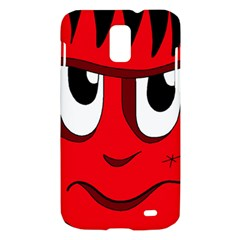 Halloween Frankenstein - red Samsung Galaxy S II Skyrocket Hardshell Case
