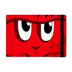Halloween Frankenstein - red Apple iPad Mini Flip Case
