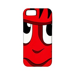 Halloween Frankenstein - red Apple iPhone 5 Classic Hardshell Case (PC+Silicone)