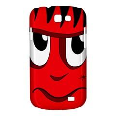 Halloween Frankenstein - red Samsung Galaxy Express I8730 Hardshell Case