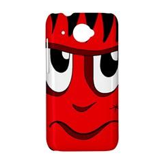 Halloween Frankenstein - red HTC Desire 601 Hardshell Case