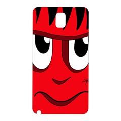 Halloween Frankenstein - red Samsung Galaxy Note 3 N9005 Hardshell Back Case