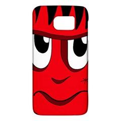 Halloween Frankenstein - red Galaxy S6