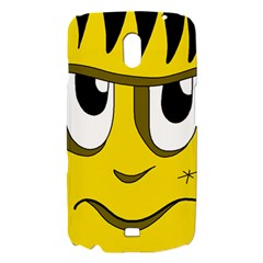 Halloween Frankenstein - yellow Samsung Galaxy Nexus i9250 Hardshell Case