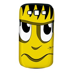 Halloween Frankenstein - yellow Samsung Galaxy S III Classic Hardshell Case (PC+Silicone)