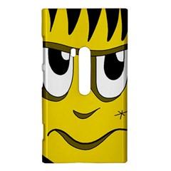 Halloween Frankenstein - yellow Nokia Lumia 920