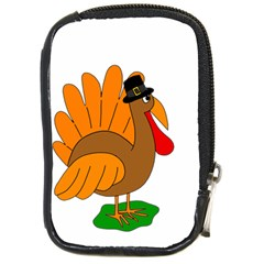 Thanksgiving Turkey   Transparent Compact Camera Cases