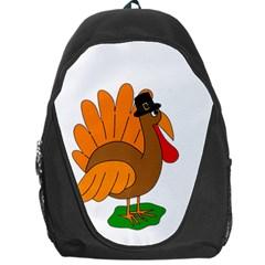 Thanksgiving turkey - transparent Backpack Bag