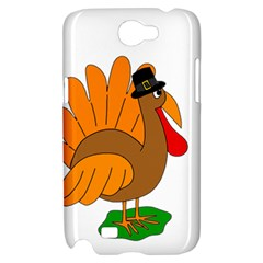 Thanksgiving turkey - transparent Samsung Galaxy Note 2 Hardshell Case