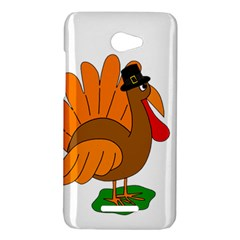 Thanksgiving turkey - transparent HTC Butterfly X920E Hardshell Case