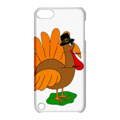 Thanksgiving turkey - transparent Apple iPod Touch 5 Hardshell Case with Stand
