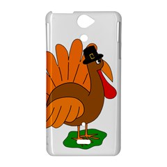 Thanksgiving turkey - transparent Sony Xperia V