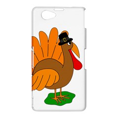 Thanksgiving turkey - transparent Sony Xperia Z1 Compact