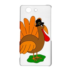 Thanksgiving turkey - transparent Sony Xperia Z3 Compact
