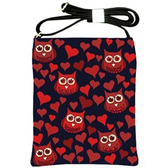 Owl You Need In Love Owls Shoulder Sling Bags