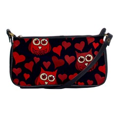 Owl You Need In Love Owls Shoulder Clutch Bags