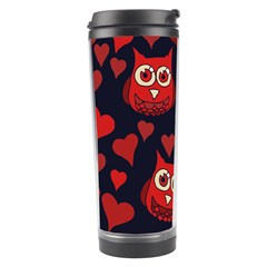 Owl You Need In Love Owls Travel Tumbler