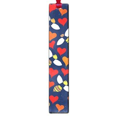 Honey Bees In Love Large Book Marks