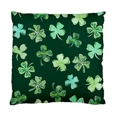 Lucky Shamrocks Standard Cushion Case (Two Sides)