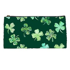 Lucky Shamrocks Pencil Cases