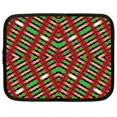 Color Me Up Netbook Case (xl)