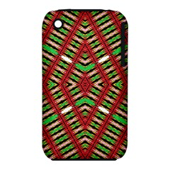 Color Me Up Apple Iphone 3g/3gs Hardshell Case (pc+silicone)