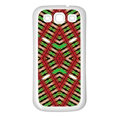Color Me Up Samsung Galaxy S3 Back Case (white)