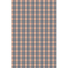 Chequered Plaid 5 5  X 8 5  Notebooks