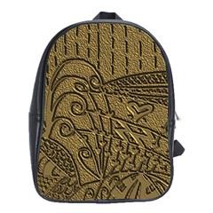 Cvar0046 Doodelidei School Bag (xl)