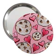 Chocolate Chip Cookies 3  Handbag Mirrors