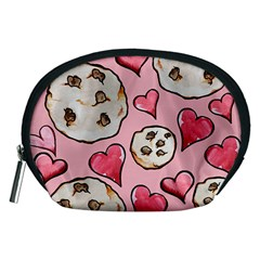 Chocolate Chip Cookies Accessory Pouches (Medium)