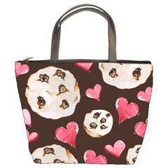 Chocolate Chip Cookies Bucket Bags