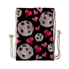 Chocolate Chip Cookies Drawstring Bag (Small)