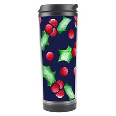 Holly Jolly Christmas Travel Tumbler