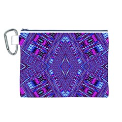 Power Pleight Canvas Cosmetic Bag (l)