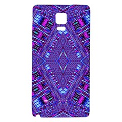 Power Pleight Galaxy Note 4 Back Case