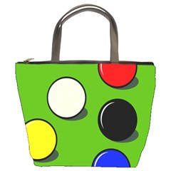 Billiard  Bucket Bags