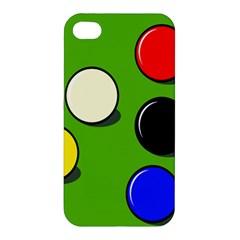 Billiard  Apple iPhone 4/4S Hardshell Case